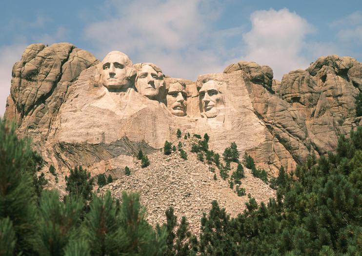 Bangunan dan Monument Bersejarah di AS