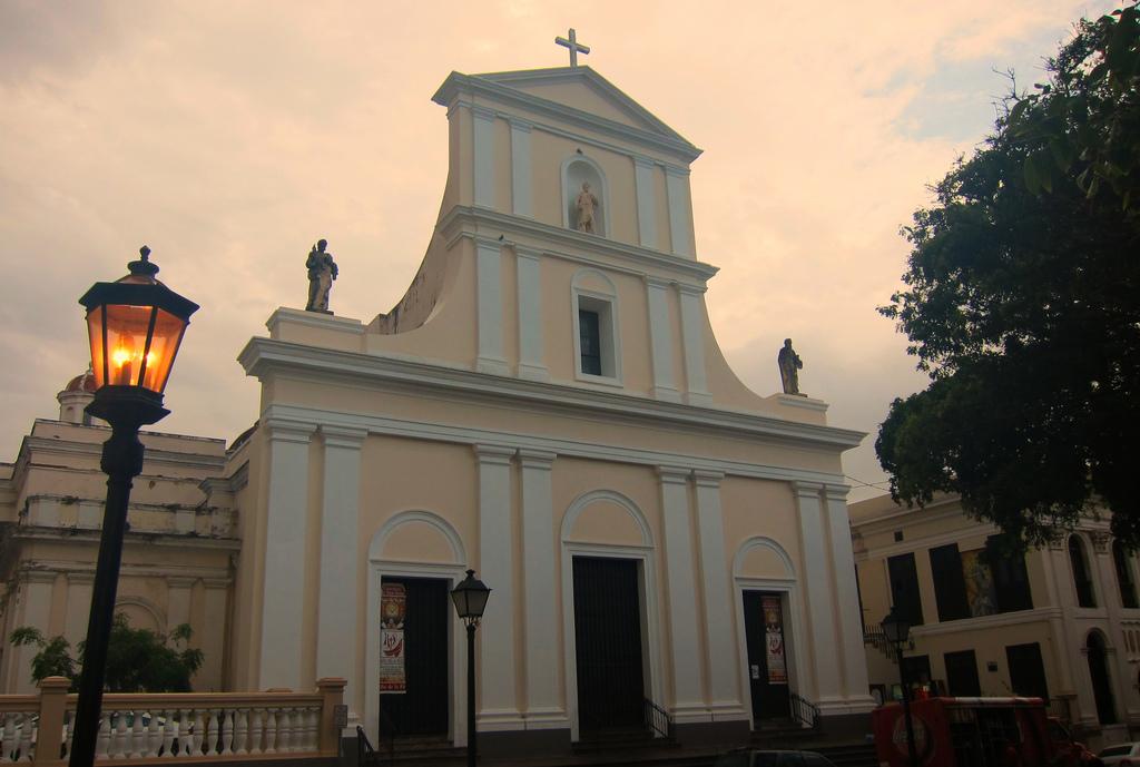 Gereja Tertua Bersejarah di Amerika Serikat I
