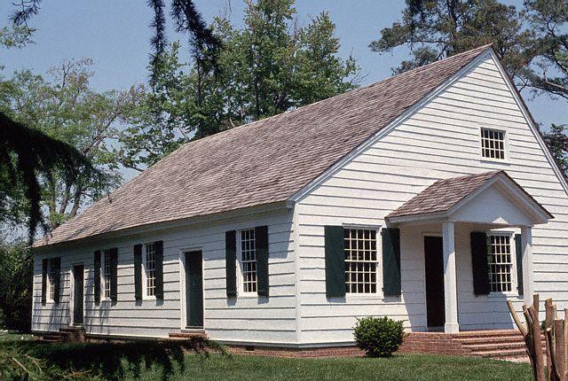 Gereja Tertua Bersejarah di Amerika Serikat II