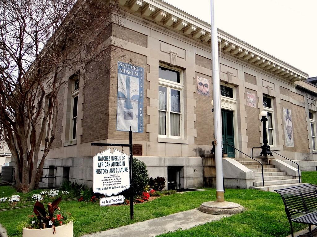 Museum Sejarah Hitam di Bagian Amerika Serikat II