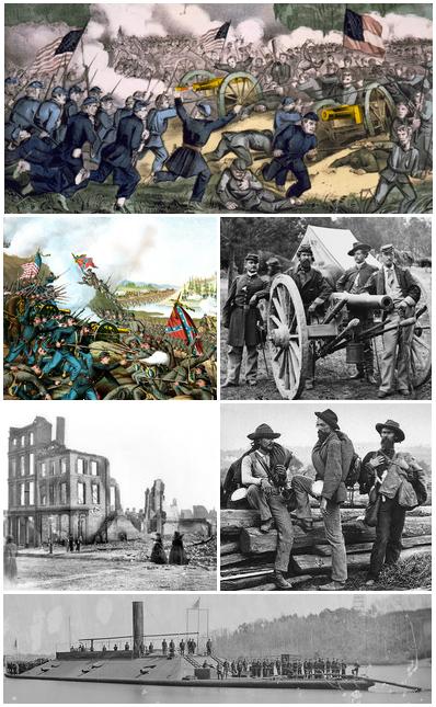 Sejarah Perang Sipil Amerika
