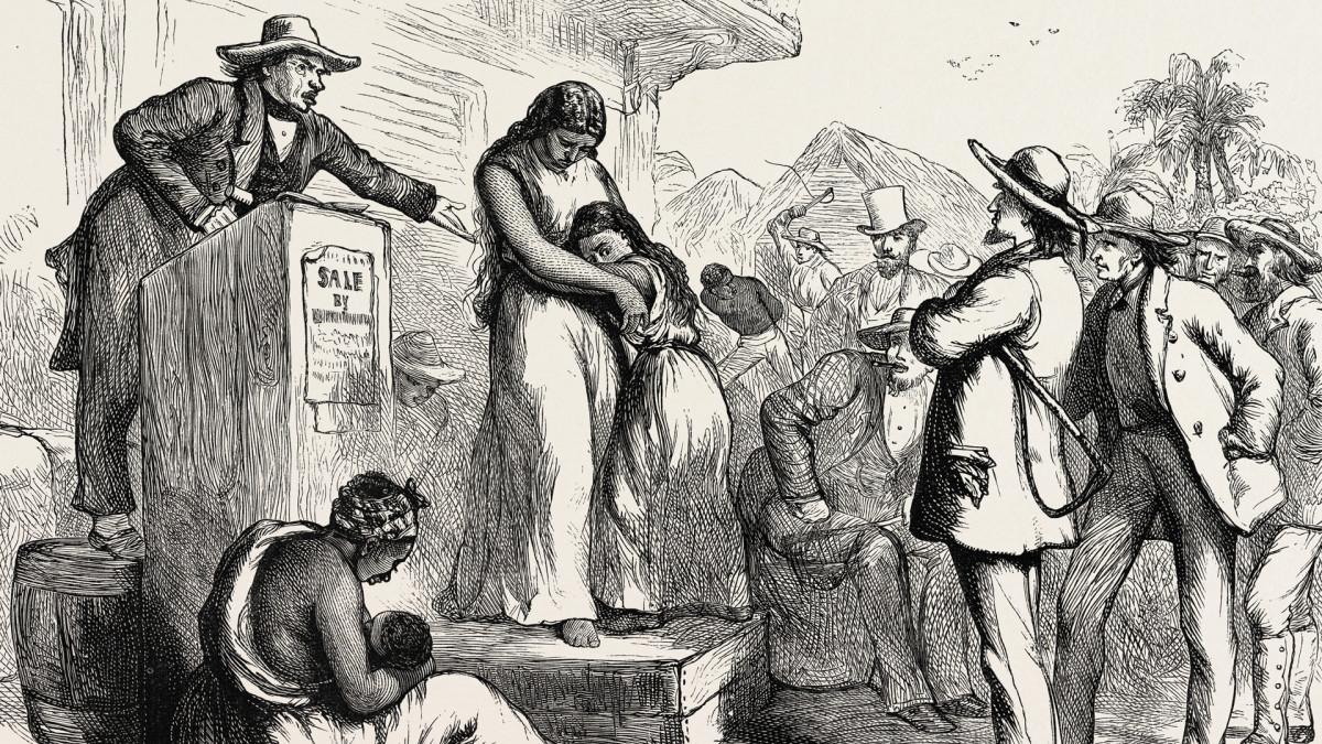 Sejarah Perbudakan di Amerika Bagian 1