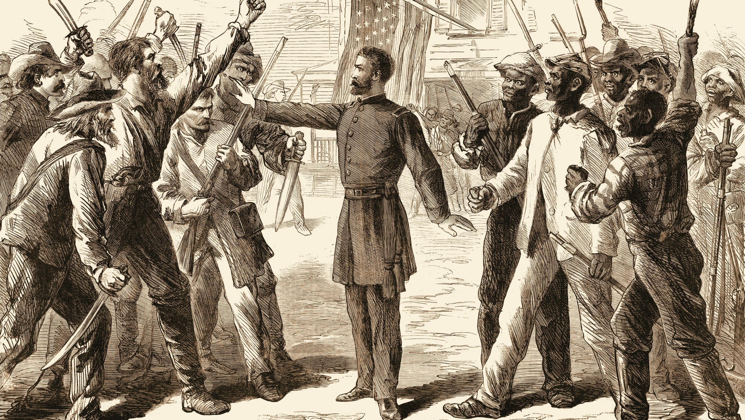 Sejarah Perbudakan di Amerika Bagian 2